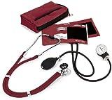 NCD Medical/Prestige Medical A2-BUR - Juego de tensiómetro de brazo y estetoscopio...