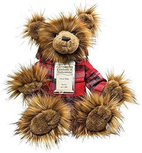 el estilo clásico plata Tag Tag Tag Bears Collection 6 - Oscar Bear  Obtén lo ultimo