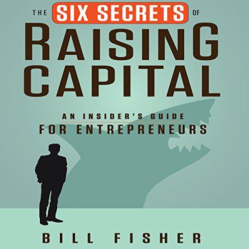 The Six Secrets of Raising Capital audiobook cover art
