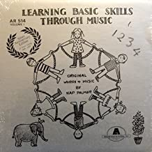 Learning Basic Skills Through Music Vol. 1 / Hap Palmer Songs: Colors. Put Your Hands Up in the Air. The Elephant. The Number March. Marching Around the Alphabet. Growing. This Is the Way We Get Up in the Morning. Birds. What Are You Wearing?. What