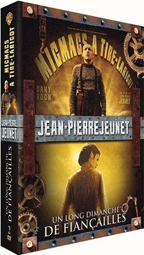 Jean-Pierre Jeunet-Coffret-Micmacs à Tire-larigot + Un Long Dimanche de fiançailles