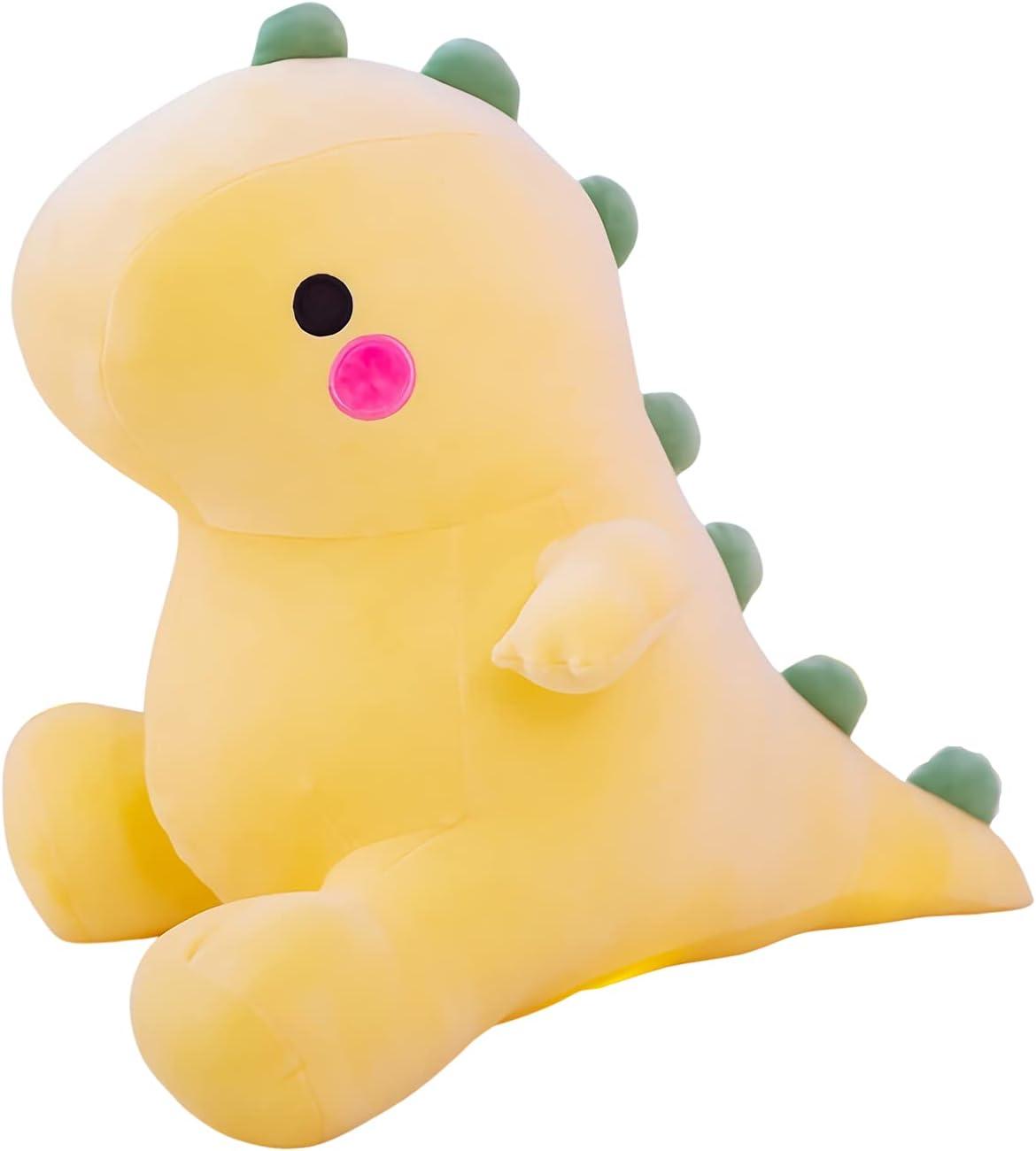 VICKYPOP Dinosaur Plush Toy Soft Dino Do Max 90% Max 89% OFF OFF Animal Plushies Stuffed