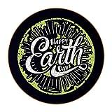 6 posavasos divertidos para bebidas, varios estilos, adecuado para vasos de cerveza, vasos de café, tazas diarias, Happy Earth Day