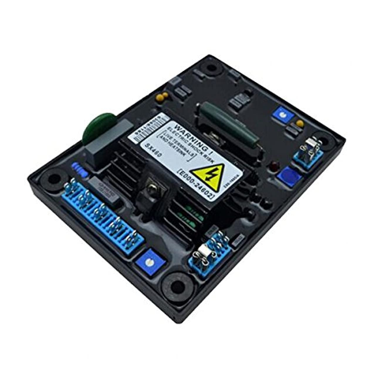 かもしれない流装備するFlameer 電圧 レギュレータ 発電機 電源モジュール 高品質 AVR SX460用