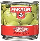 FARAON Tomatillo Whole, 11 Ounce (Pack of 12)...