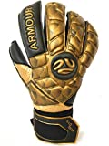 Best Goalkeeper Gloves - FINGERSAVE Goalkeeper Gloves by K-LO - The Armour Review
