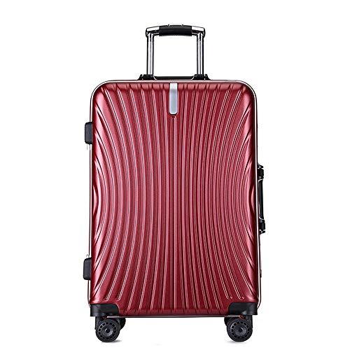 Buy Suitcase set Single Piece Hardshell Luggage Spinner Travel Luggage Trolley Cases Lightweight Car...