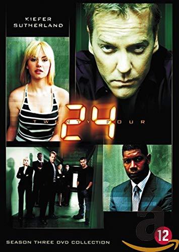 24 Heures chrono : L'Intégrale Saison 3 (24 épisodes) - Coffret Collector 7 DVD