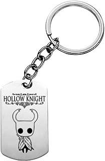 KCS Hollow Knight キーホルダー ホロウナイト キーチェーン アクセサリー グッズ コスプレ道具 変装 仮装 クリスマス ハロウィン イベンド パーティー プレゼント 学園祭り