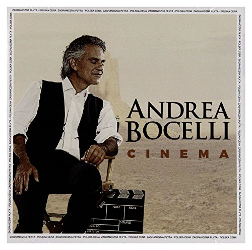 Andrea Bocelli: Cinema (PL) [CD]