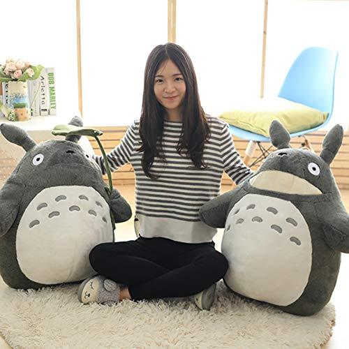 30-70 cm Leuke Anime Meisje Kinderen Speelgoed Totoro Pop Grote Maat Zachte Kussen Totoro Knuffel Pop Kinderen Verjaardagscadeau Cartoon thuis,A,40cm