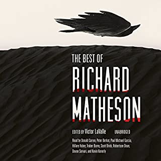 The Best of Richard Matheson cover art