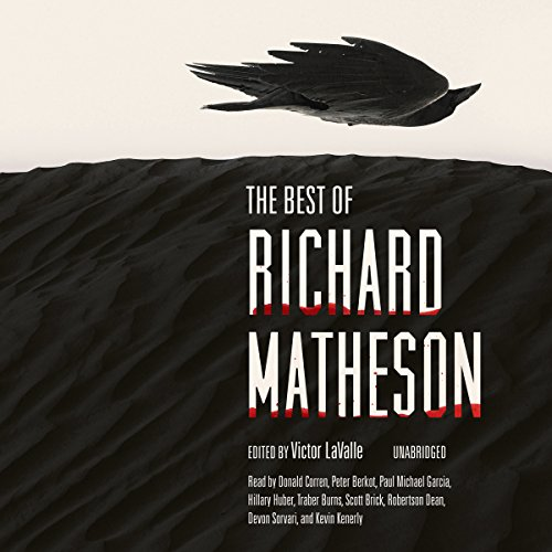 The Best of Richard Matheson audiobook cover art