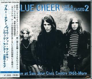 ライヴ・アット・サンホセ・シヴック・センター1968+モア(LIVE AT SAN JOSE CIVIC CENTER 1968+MORE)