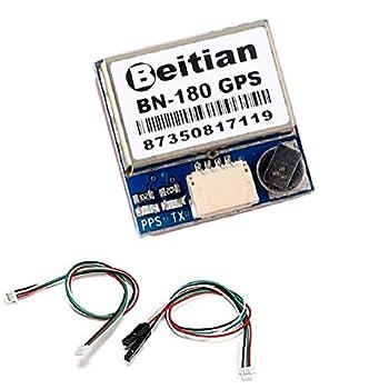 BN-180 GPS Module UART TTL Dual Glonass GPS Car Navigation with GPS Antenna for Arduino Raspberry Pi Pixhawk Aircraft CC3D F3 Flight Controller Geekstory
