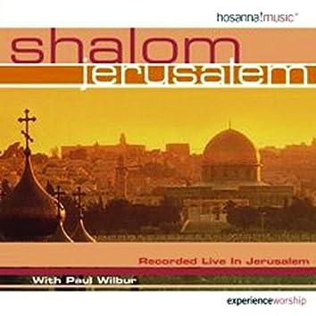 Shalom Jerusalem (Live)
