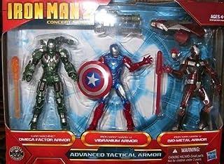 Hasbro Iron Man 2 Concept Series Advanced Tactical Armor