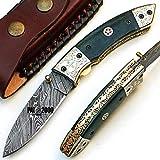 Top 10 Damascus sword with Bones
