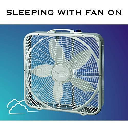 Fan Sounds Sleep