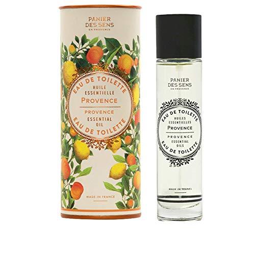 Panier des Sens Eau de Toilette, Parfüm Provence - Made in France - 50ml