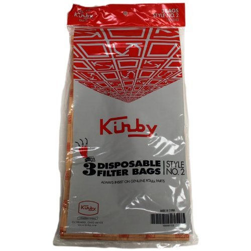 Kirby Vacuum Cleaner Style 2 Heritage I Paper Bags