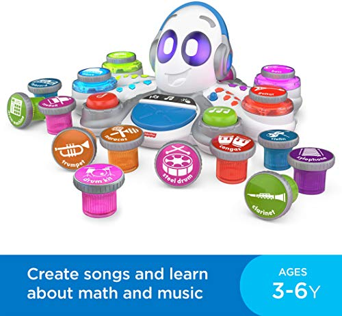 The Think & Learn Rocktopus is one of the top toys for 3-year-old boys boys