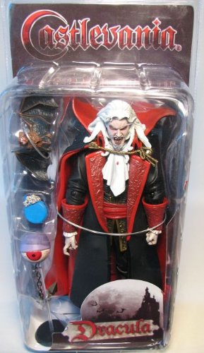 Castlevania NECA Series 1 Action Figure Dracula (Mouth Open) by NECA