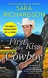 First Kiss with a Cowboy: Includes a bonus novella (Silverado Lake Book 1) (English Edition)