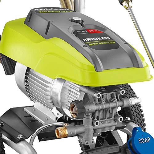 RYOBI 2,300 PSI 1.2 GPM High Performance Electric Pressure Washer Renewed