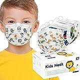 50 Pcs Kid Face M asks Breathable Dust M ask (Cartoon)