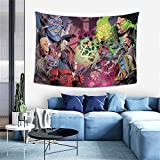 MaryVPace Coheed and Cambria Tapestry Wall Blanket Wall Hanging Decorative Art Wall Hanging Living Room Bedroom Dormitory Bedroom Home Decoration Tapestry 60x40 Inches