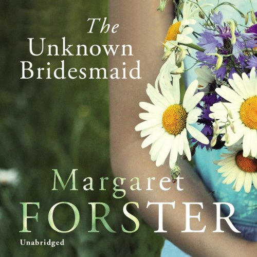 The Unknown Bridesmaid audiobook cover art