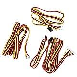 Motherboard-Kabel Schrittmotor-Kabeldrucker Motorkabel-Drucker Treiberplatine Teile Umweltfreundliches Material Stabil und praktisch für Einsy Rambo