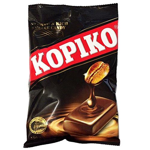 Kopiko - Kaffee Bonbons 3er-Pack (3 x 120g)