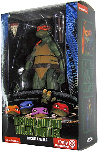 Teenage Mutant Ninja Turtles (1990) - Michelangelo Action Figur