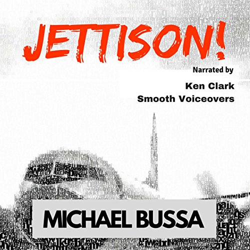 JETTISON! audiobook cover art
