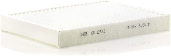 Mann-Filter CU 2733 Cabin Filter for select Volvo S80 models