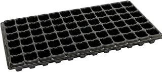 Yarnow 10PCS Seedling starter trays plant seeds growing box nursery pots seed sprouter tray 72 cells