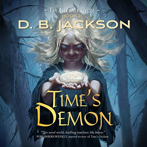 Time's Demon audiobook cover art