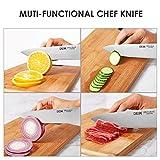 Zoom IMG-1 deik set coltelli cucina 14