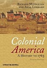 Best colonial america: a history to 1763 Reviews