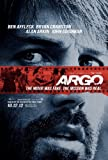 Argo Original Movie Poster Double Sided 27x40