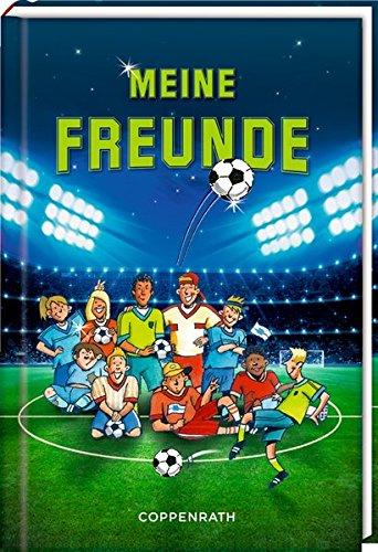 Freundebuch - Meine Freunde - Fußballfreunde