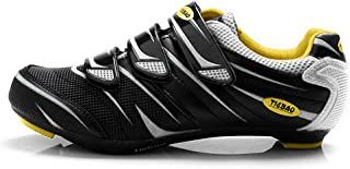 Tiebao Road Cycling Shoes Lock Pedal Bike Shoes Cleated Bicycle Ciclismo Shoes