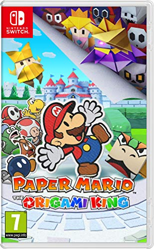 Paper Mario : The Origami King - Nintendo Switch [Importación francesa]