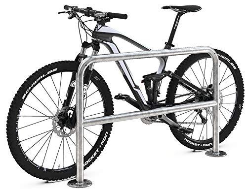 Fahrrad Anlehnbügel mit Knierohr 1000 mm Modell 9210