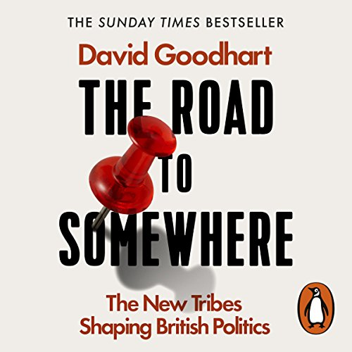 The Road to Somewhere audiobook cover art