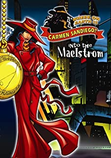 Where on Earth Is Carmen Sandiego: Into Maelstrom
