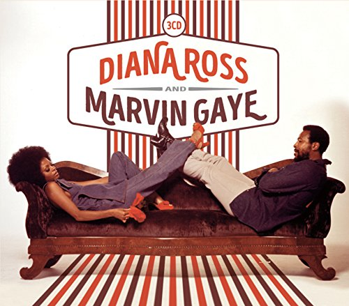 Ross, Diana / Gaye, Marvin: Diana Ross & Marvin Gaye (Diana & Marvin / Best Of Marvin Gaye / DianaRoss & The Supremes The #1's) (Audio CD (Best of))