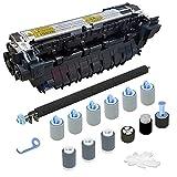 Altru Print CF064A-DLX-AP (CF064-67902) Deluxe Maintenance Kit for HP Laserjet Enterprise 600 M601 / M602 / M603 (110V) Includes RM1-8395 Fuser, Transfer Roller & Tray 1/2 / 3/4 Rollers